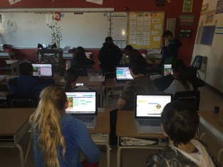 An Hour of Code.
