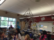 Building structures in grade 5/6.