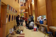 Maker Faire takes to the hallways!