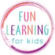 fun learning